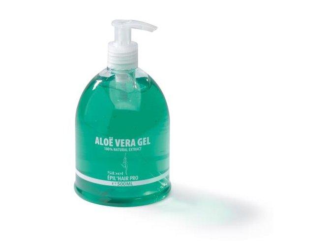 Gel po depilaci s Aloe Vera 500 ml