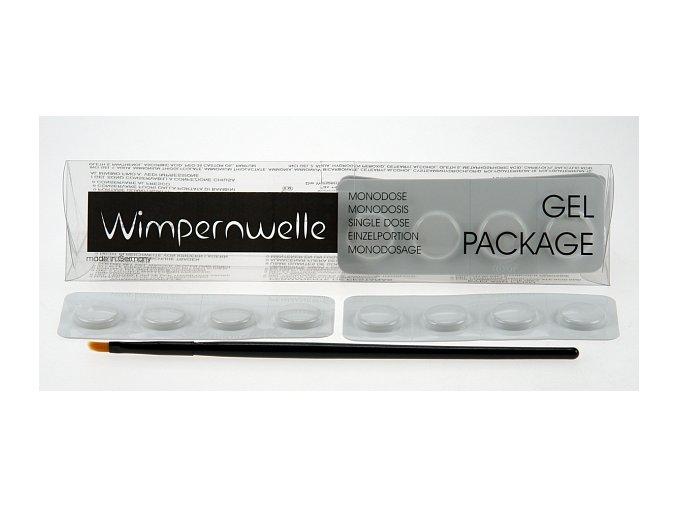 Wimpernwelle Trvalá na řasy Gelový balíček PET