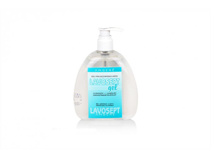 Lavosept® Gel na ruce a nohy 400 ml