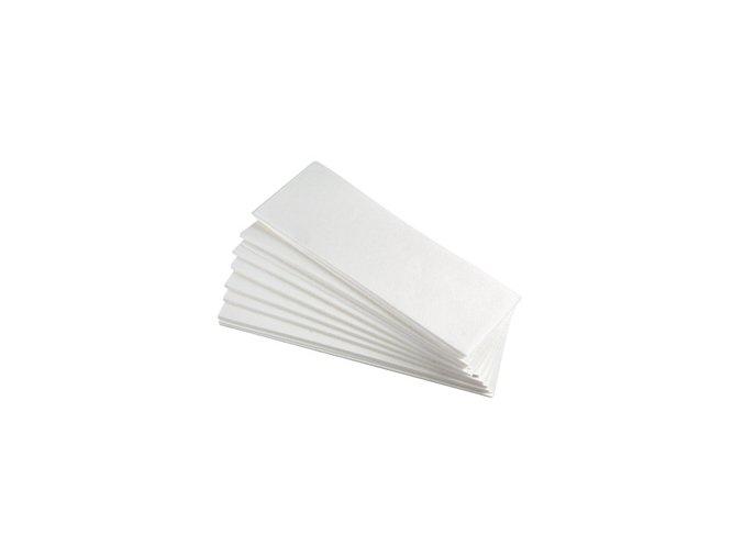 Depilační pásky hladké Essenti 7x20 cm 100 ks