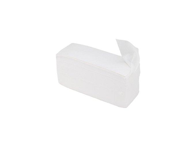 Depilační pásky hladké Essenti 7x20 cm 250 ks