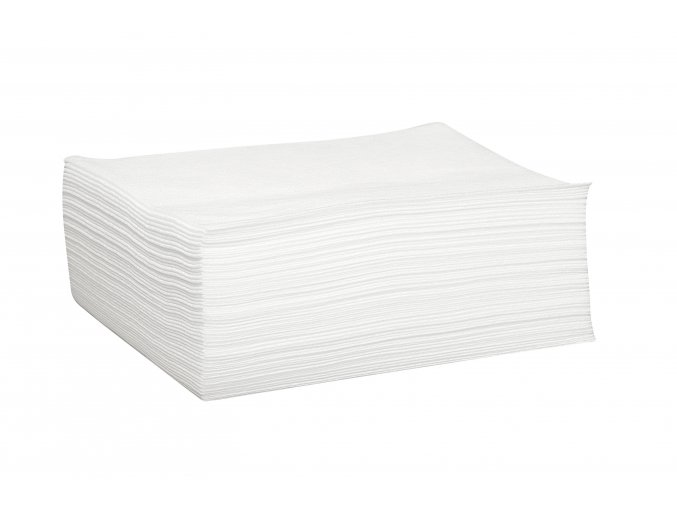 Ubrousky jednorázové z netkané textilie 30x40 cm 100 ks