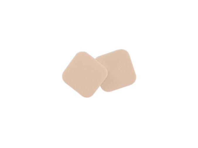 Kosmetická houbička na Make up LATEX 46x46 mm
