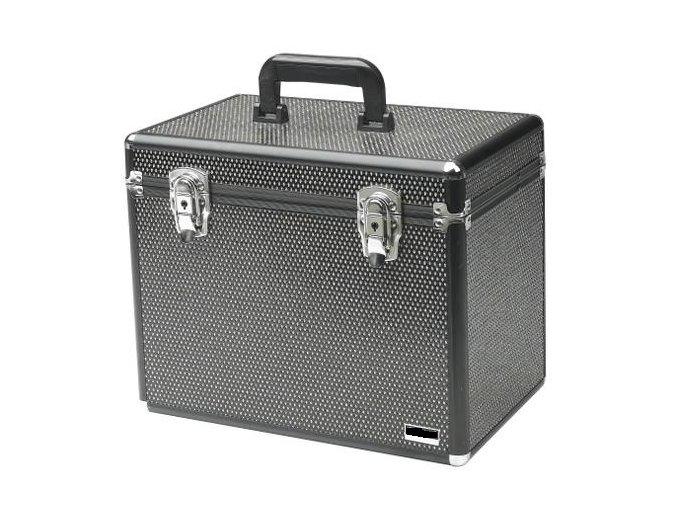 Kufr kadeřnický STRASS