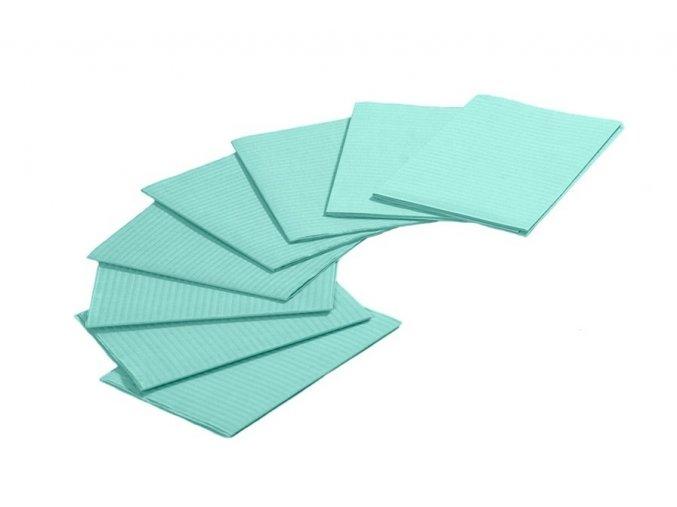 Jednorázové podložky green 80 ks