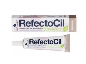 RefectoCil Sensitive Barva na řasy a obočí světle hnědá