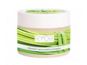RYOR Zjemňující cukrový peeling Lemongrass 325 g