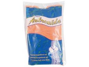 Andromeda/Afrodita 1kg koupelová sůl mandarinka