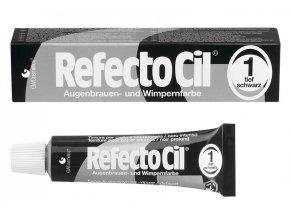 RefectoCil Barva na řasy a obočí 1 černá