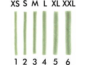 Wimpernwelle Natáčky na řasy samolepící S 2 malé