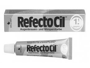RefectoCil Barva na řasy a obočí 1.1 grafit