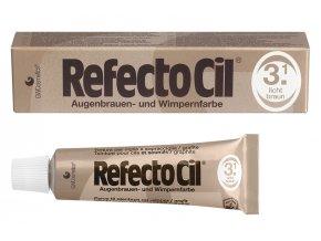 RefectoCil Barva na řasy a obočí 3.1 světlehnědá 15 ml