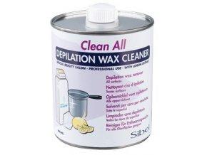 Rozpouštědlo po depilaci voskem Wax Cleaner 800 ml