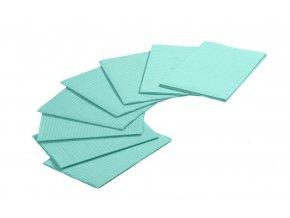 Jednorázové podložky green 10 ks