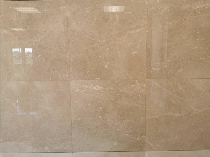 Light Emperador 61 x 61 cm leštený mramorový obklad dlažba interiér exteriér