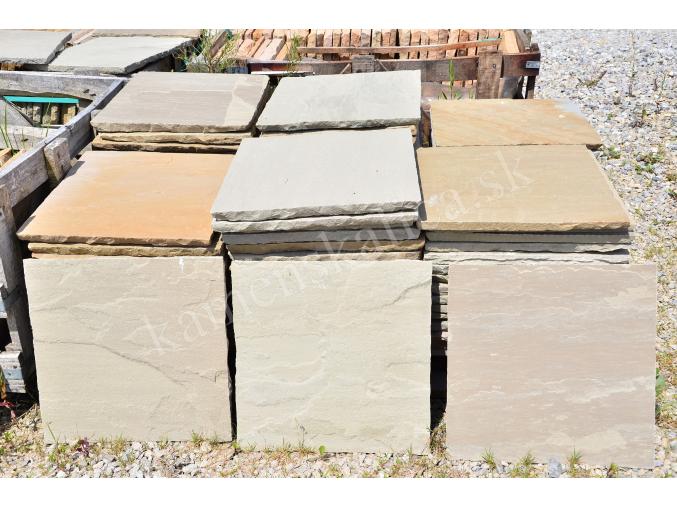 Pieskovec Mint 40x40 cm, hr. 2,5-3 cm