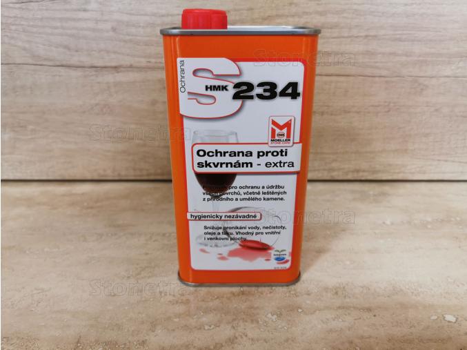 HMK - S 234 Extra bez zvýraznenia farby, interiér + exteriér - 1 l