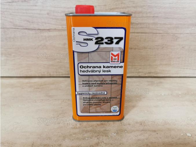 HMK - S 237 zvýraznenie farieb hedvábny lesk, interiér - 1 l