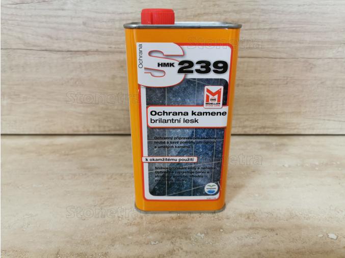 HMK - S 239 zvýraznenie farieb vysoký lesk, interiér - 1 l