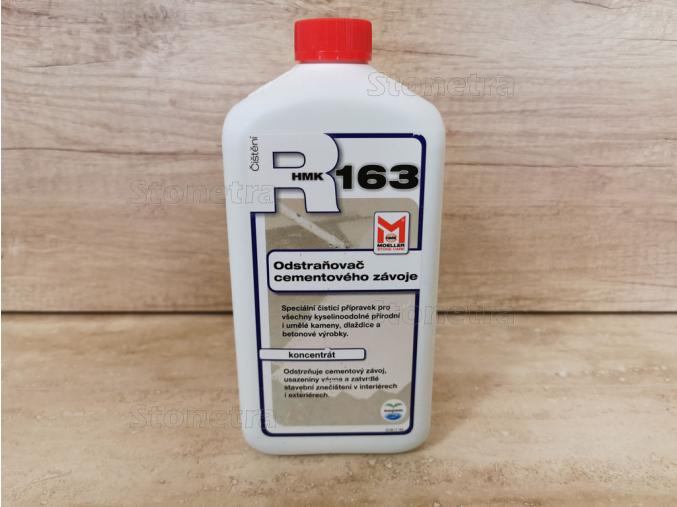 HMK - R 163 odstraňovač cementového závoja - 1 l