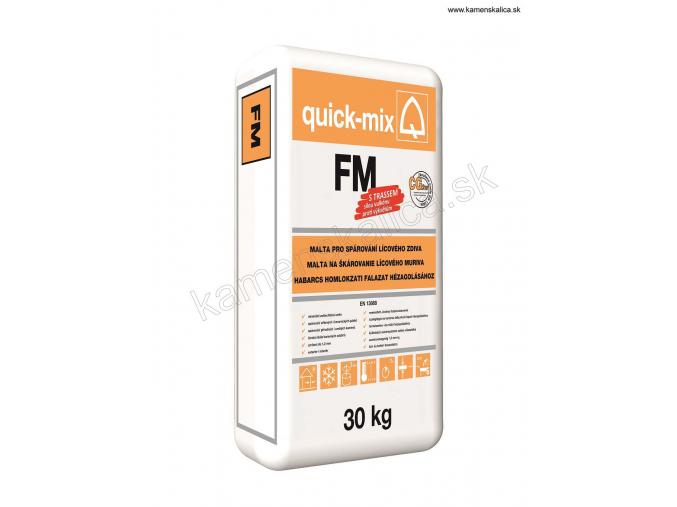 Škárovacia malta FM 30 kg