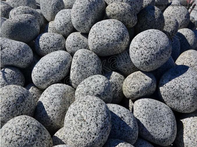 Žula granite balls - okrúhliaky 5-10 cm