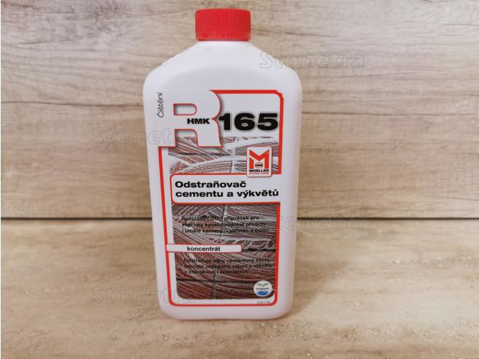 HMK - R 165 ostraňovač silného cementového závoja  - 1 l