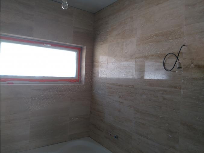 travertín classic dlažba 61 x 30,5 x 1,2 cm interier leštený