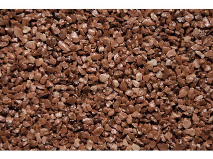 Marone Mogano - kameň pre kamenný koberec
