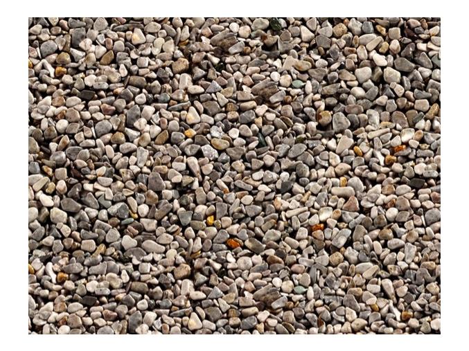 Grigio Occhialino kameň + pojivo pre kamenný koberec