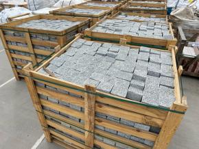 12x12x10 žulová mozaika rezaná