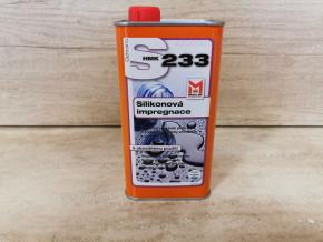 HMK - S 233 bez zvýraznenia farby, interiér + exteriér - 1 l