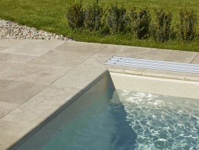 travertin classic bazenovy lem