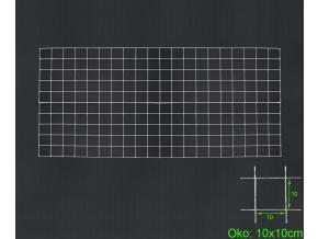 gabion panel 978mm x 978mm al ten