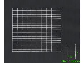 gabion panel 1000mm x 1000mm 4mm diameter 100x50mm al ten