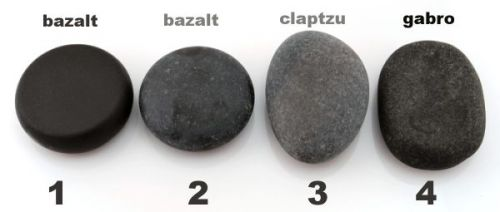 Test lávových kamenů