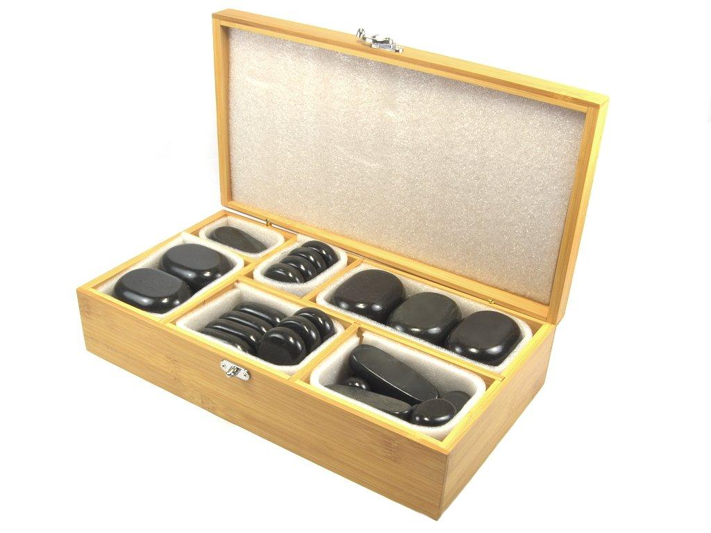 Lávové kameny - sada 45 kusů