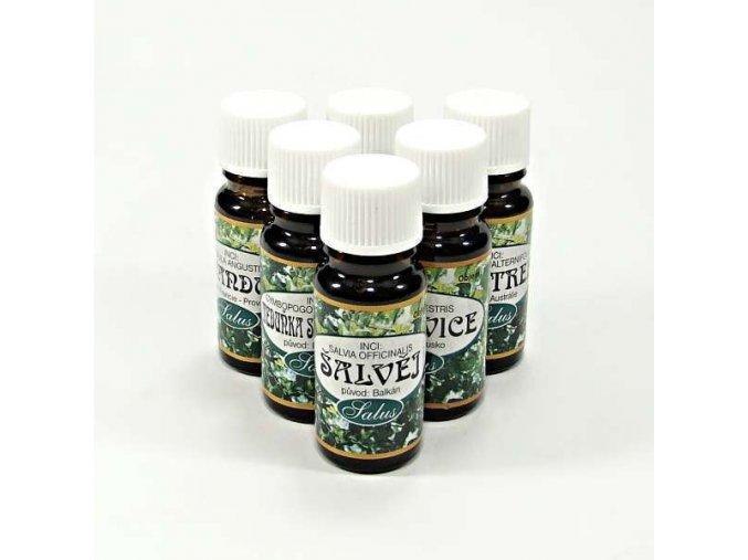 Esenciální olej - Šalvěj