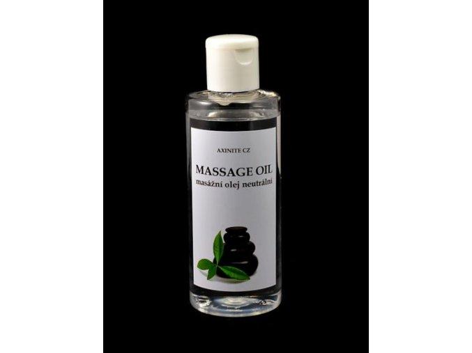Masážní parafínový olej AXINITE 200ml