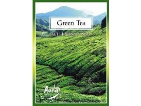 Vonné čajové svíčky 6ks - green tea