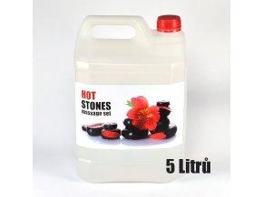 Masážní parafínový olej AXINITE 5 Litrů