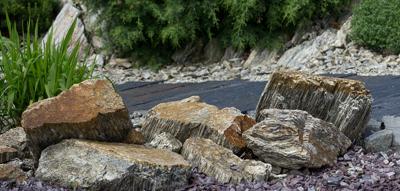 Kusové - neopracované - kameny