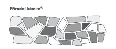 Nepravidelné kamenné dlažby