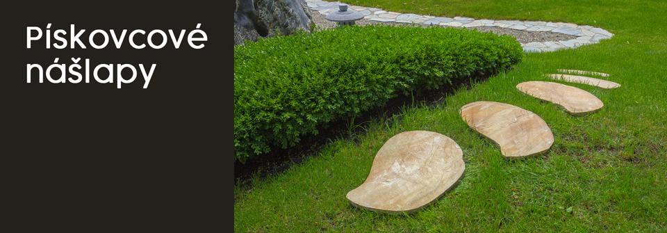 Zahradní nášlapy