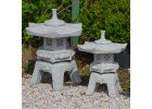 Japonské lampy a dekorace