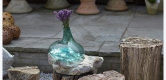 luxusní skleněná karafa