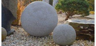 fontány koule a set velké