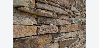 obkladový kámen hnědý