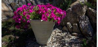 Venkovní květináč 60 cm Rondo
