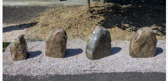 Okrasný kámen Makaku